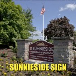 Sunnieside sign